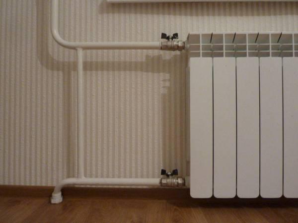 Отопление частного дома газом с электрокотлом