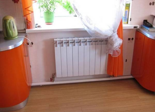 Установка мембранных баков систем отопления
